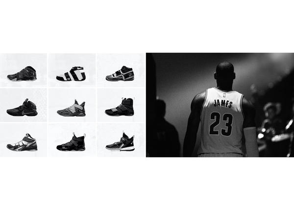 LeBron Soldier History – Nike News