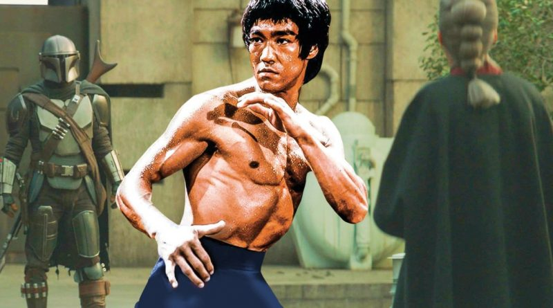The Mandalorian Chapter 13 Has a Surprising Bruce Lee Connection