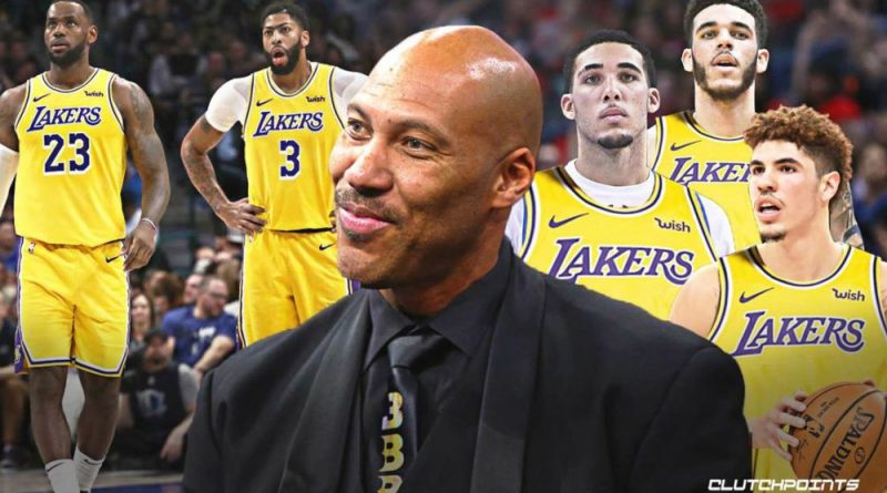 LaVar Ball's bold prediction for future after LeBron, AD
