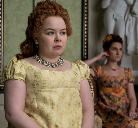 'Bridgerton' Star Nicola Coughlan REVEALS '1st Scene Gave Huge Clue About Ending'!!
