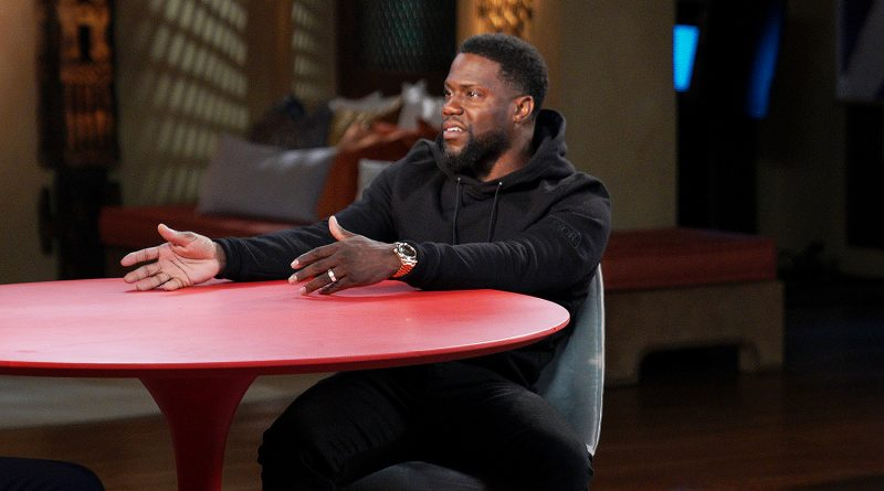 The Source |Kevin Hart Reveals That His Talk With His Teen Daughter Following Cheating Scandal Was 'One Like No Other'