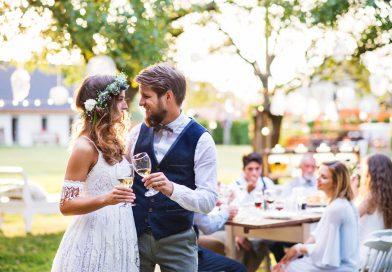 Hochzeit unter freiem Himmel: Möglichkeiten in und um Berlin