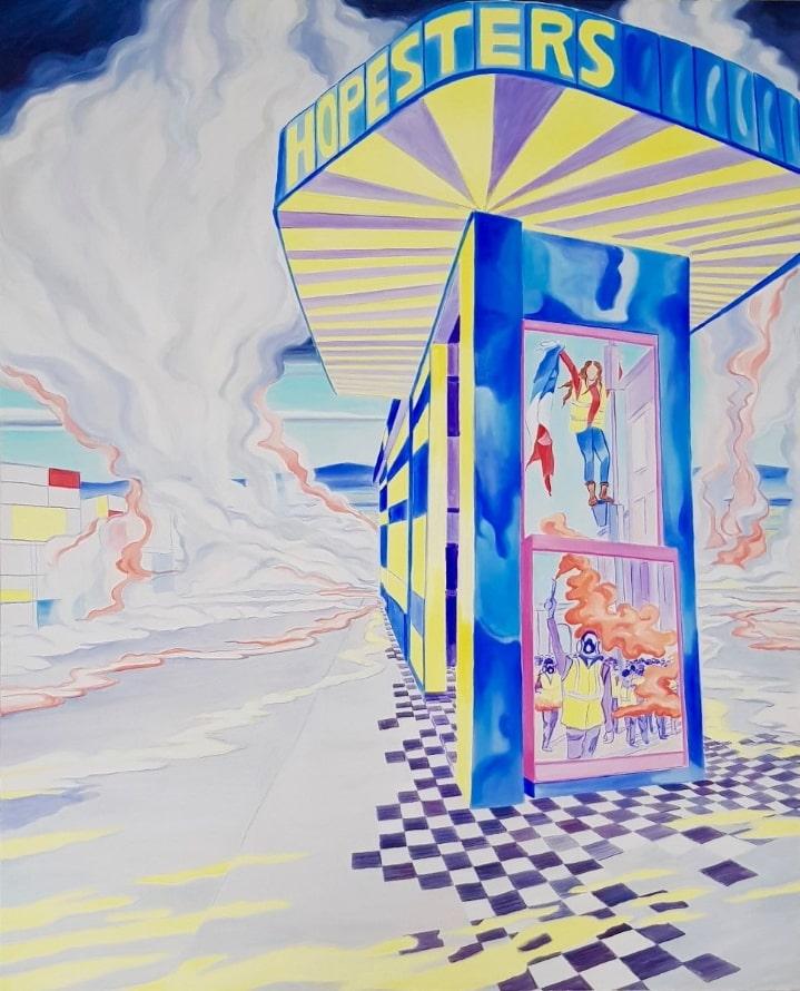 ART at Berlin - Courtesy Haus am Luetzowplatz - Anna Meyer 2020